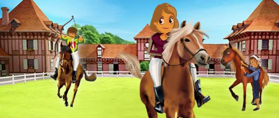 pferde simulator spiel
