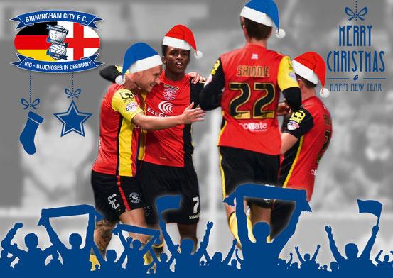 Weihnachtskarte BiG