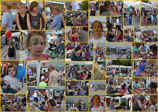 Stadtteilfest Bramfeld 2014