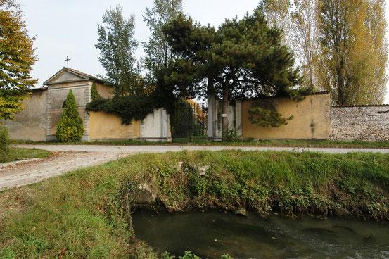 Convento dell'Anninciata, Ingresso.