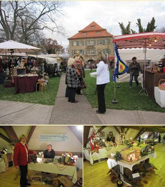 Weihnachtsmarkt Atzelsberg