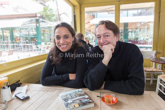 Ligia Fonseca und Adrian Vonwiller