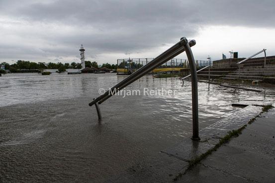 Hochwasser in Wien