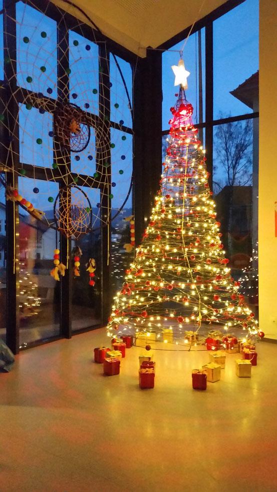 Der CFS-Weihnachtsbaum 2016