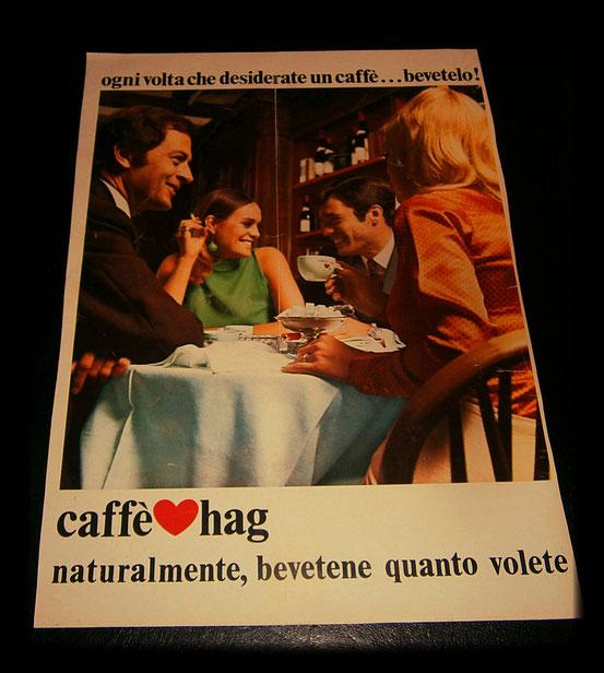 HAG Caffe'