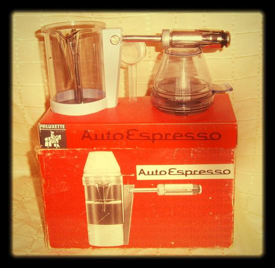 Paluxette Auto Espresso 1960