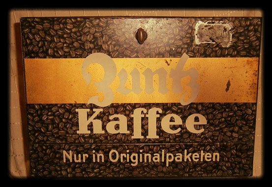 Zuntz Kaffee 1950