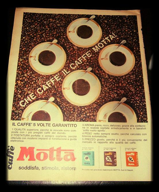 Motta Caffe'1963