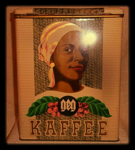 GEG Kaffee 1960