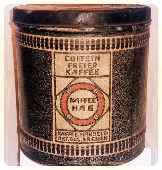 Kaffee HAG 1920