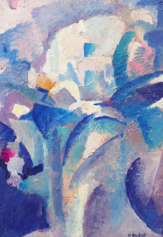 Gustave BUCHET, Gustave BUCHET, Jean-Joseph GEISSER, artistes vaudois, Gustave Buchet, Plateforme 10, Plateforme 10, Gustave BUCHET, Gustave BUCHET
