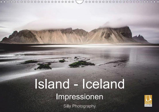 Island - Iceland Impressionen / Calvendo Gold-Edition, 2016, © Silly Photography