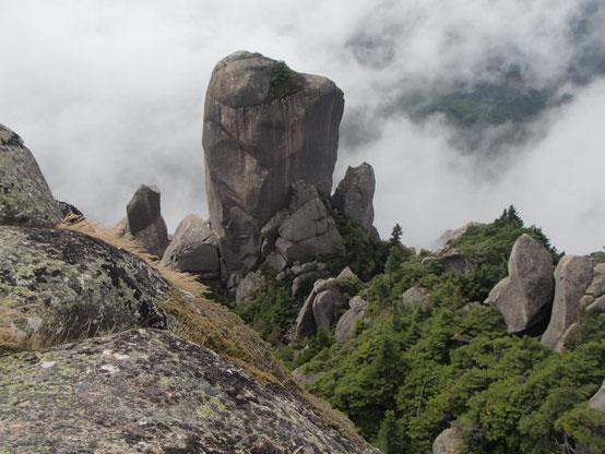 瑞牆山 登山 ガイド