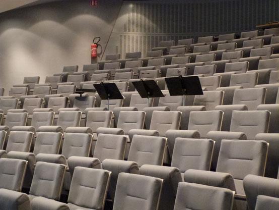 Salle de l'Odéon-Triangle-Huningue