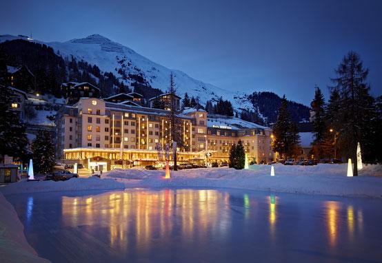 Hotel Seehof Davos Schweiz