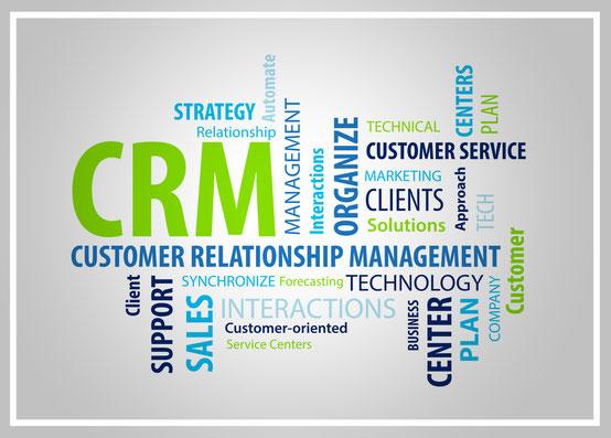 CRM, Kommunikationsberatung, Kommunikation, Kundenkommunikation, Social Media, Google, Newsletter, Mailing, Direct Marketing