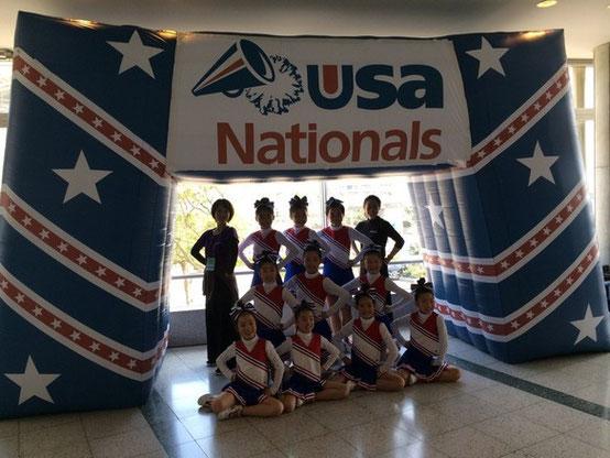 USA 東京大会