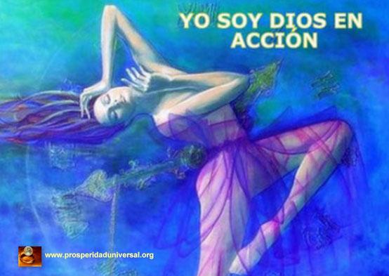 YO SOY -II- EL -PODER- YO SOY DIOS ENCCIÓN- DECRETOS PODEROSOS- TRANSFORMADORES- PARA REALIZAR DIARIAMENTE Y ACTIVAR EL PODER INTERIOR - PROSPERIDD UNIVERSAL