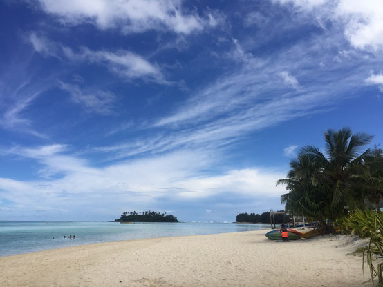 Rarotonga, escape to rarotonga for less, sun and sand