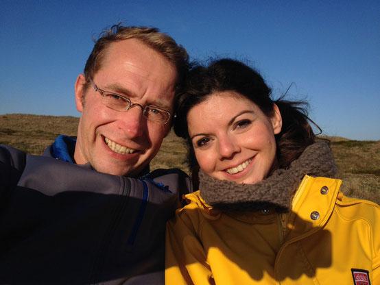Anja & Matthias Voss - Pension Friedrich Voss Langeoog