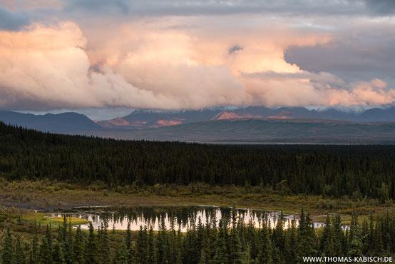 Landschaftsfotografie im Denali Nationalpark