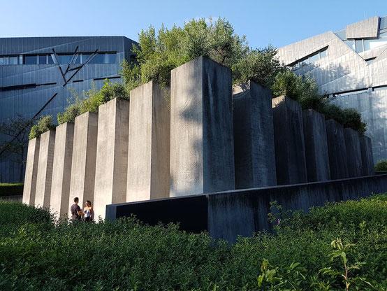 Tom  Bergrath © - Garten des Exils - Jüdisches Museum Berlin