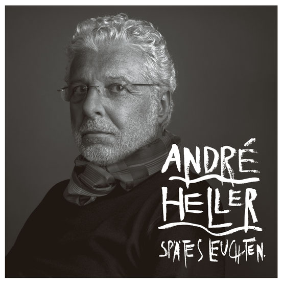 André Heller_Cover by Andreas H. Bitesnich