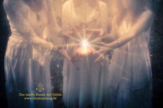 Frauentempel Schwesternkreis sisterhood sacredwomencircle göttin