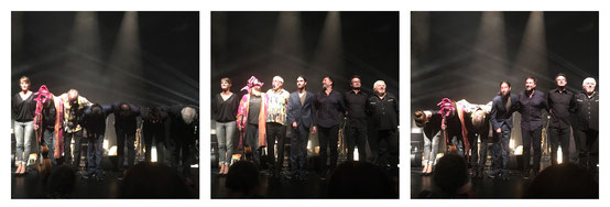Isolde Lasoen, Patrick Riguelle, Mirko Banovic, Serge Feys, Jo Hermans, Wietse Meys én Roland Van Campenhout