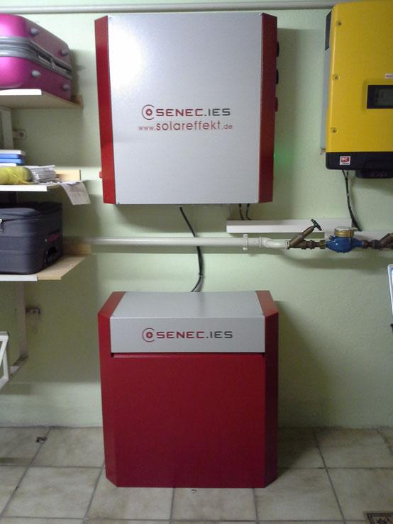 SENEC G2 Home Speicher Ort: 93051 Regensburg