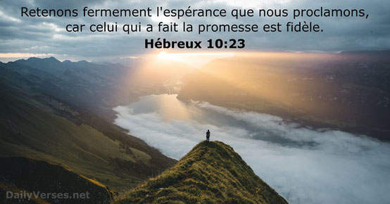 Proverbes 29 :25 : « Trembler devant les hommes, voilà qui tend un piège, mais celui qui met sa confiance en Jéhovah sera protégé. » Nos priorités sont bien plus élevées et ont bien plus de valeur que tout ce qu'on essaiera de nous enlever. Résistons !
