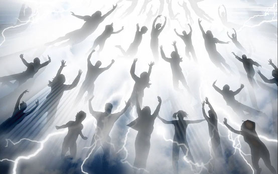 L'enlèvement de l'Église ou ravissement est une doctrine selon laquelle l'Eglise serait enlevée au ciel au début des 7 années de tribulation prévues pour le temps de la fin de ce monde. Les fidèles chrétiens n'auront pas à subir les terribles persécutions