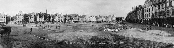 Arras, 1919