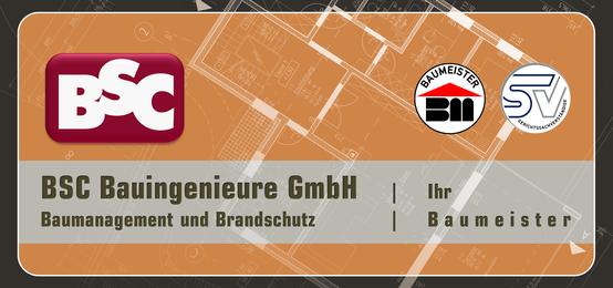 BSC Bauingenieure GmbH, Baumanagement und Brandschutzconsulting von Ihrem Baumeister