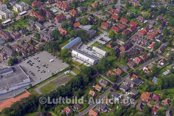 Familienzentrum Aurich in der Jahnstrasse ehemals Blücherbad