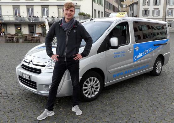 Taxitransporte GMÜR FÜR SIE ..., Rapperswil Jona
