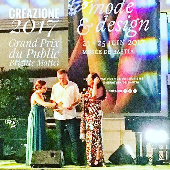 Prix du Public Creazione 2017