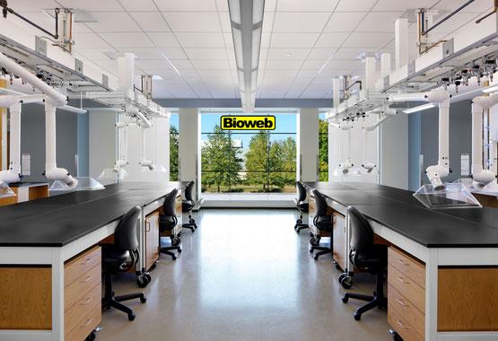 Diseño de laboratorios y Equipos de última generación