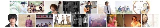 いわむロック いわむろっく 岩室 フェス 音楽フェス いわむロックFASTIVAL 2015