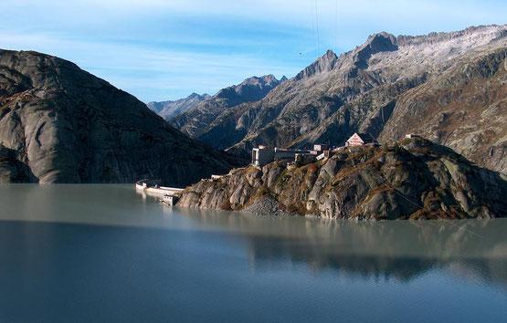 Wanderreise mit Gepäcktransport im Berner Oberland: Grimsel Hospiz