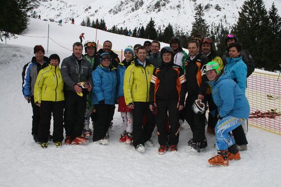 WSV Nofels Team 2013