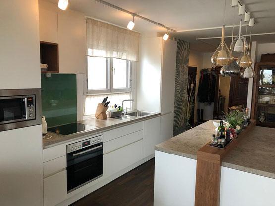 Küchesanierung Vorher
