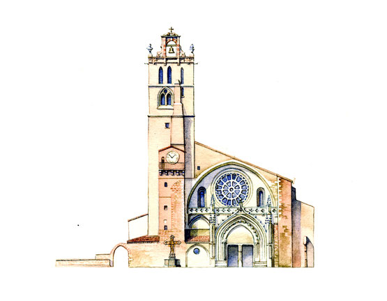 Cattedrale di Tolosa