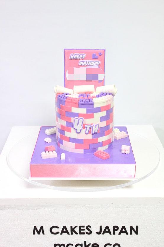 #レゴケーキ #パステルレゴ #レゴ #レゴガールズ #ディズニーレゴ #女の子 #プリンセス #パステルカラー #lego #legocake #legos #lego #pastel #pastelcolors #gateau #torta #kawaii #kawaiicake #japanesemade #🇯🇵