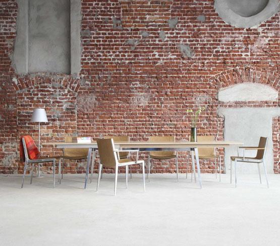 KFF Stühle Esszimmermöbel Tisch Stuhl Stühle Esszimmer Massivholztisch Holztisch Holzstühle