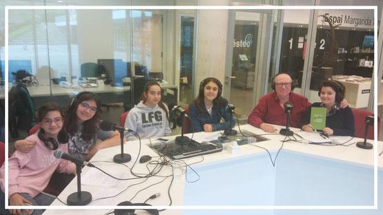 El Club dels Experts (Rádio Castelldefels) entrevista a Felipe Sérvulo