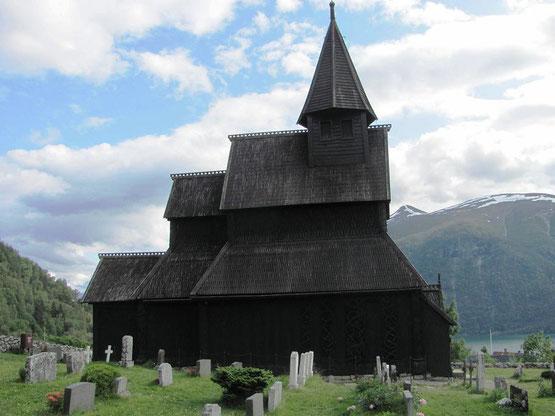 Stavkirke de Urnes