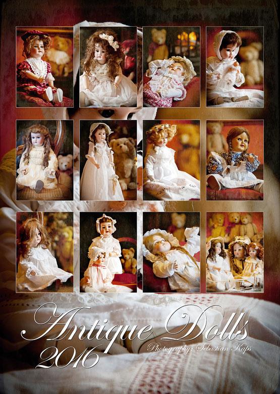 Antique Dolls, Sebastian Kaps