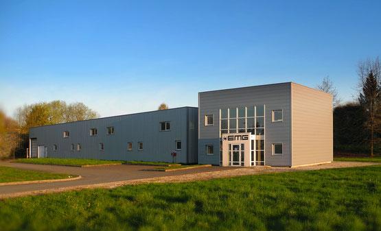 Unsere Betriebsstätte in Étupes - Frankreich