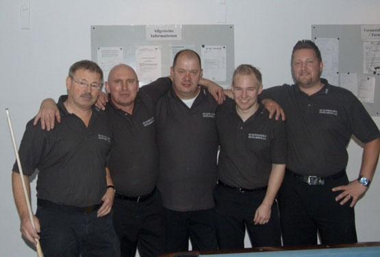 Peter Eckhoff, Andreas Sommer, Andreas Reimann, Nils Jaschke, Rene Raabe